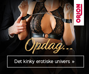 Reklamebanner for Orion erotik